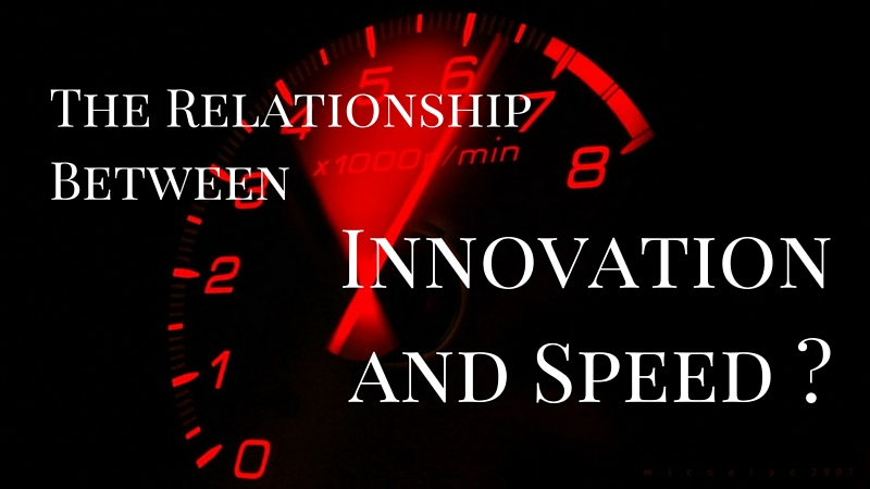 what is the relationship between innovation and technology