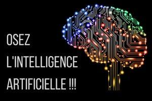 Conférence Osez l'intelligence artificielle